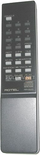 RR-925 пульт для CD-проигрывателя ROTEL RCD-925