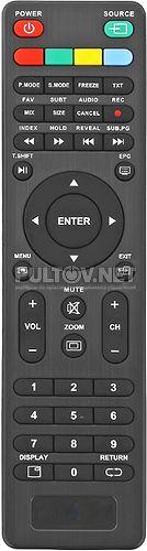 RS41-DCG пульт для телевизора Dexp H32D7000Q и др.