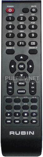 RB-32K101U , Rolsen RC-A06, Erisson 23LEK14 , MYSTERY MTV-3209W, Horizont 19LCD840 LED  пульт для телевизор