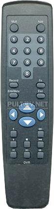 RVI-R08LA, GESER DVR-106 пульт для видеорегистратора