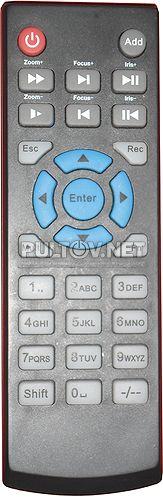 RVi-IPN16/2 пульт для видеорегистратора RVi
