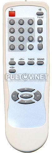 BT-0221H пульт для телевизора Рекорд CT-2903PF