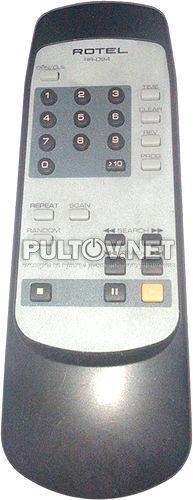 Rotel RR-D94 пуль для CD-проигрывателя Rotel RCD-02 и др.