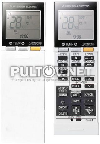 ELECTRIC SG10A пульт для кондиционера Mitsubishi Electric MSZ-GE71VA и других