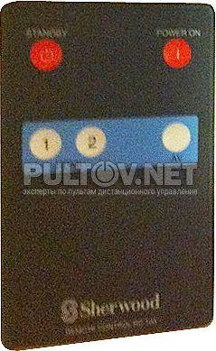 RC-103 пульт для домашнего кинотеатра Sherwood HSB-6501 и др.