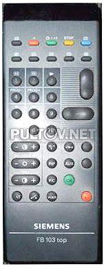 FB 103 TOP пульт для телевизора FS245V6 и др.