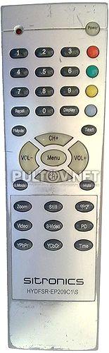 HYDFSR-EP209C1\S, WD-005, BORK PT SSN 4215SI пульт для телевизора