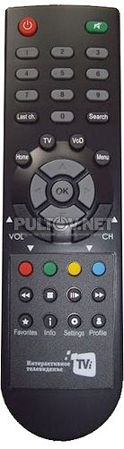 SmartLabs SML-292 Premium пульт для HD-декодера (используется для МТС и РосТелекома) (вариант 2)