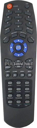 SOUNDSTREAM VDVD-310R пульт для автомагнитолы
