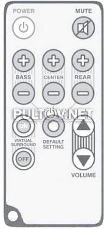 SPEEDLINK Full Metal 5.1 SL-8237 пульт для акустики