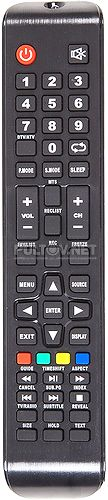 CX509 неоригинальный пульт для телевизора DEXP 19A3100 и др.
