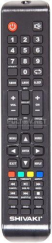 CX509 оригинальный пульт для телевизоров SHIVAKI STV-22LED14 и др.
