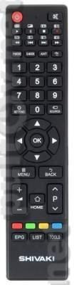 STV-45LED18S пульт для телевизора Shivaki
