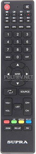 STV-LC22T440FL, Rolsen RL-24E1504T2C пульт для телевизора Supra