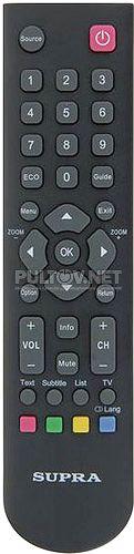 RC2000E02, Mystery MTV-3027LT2 пульт для телевизора SUPRA STV-LC32T850WL и других