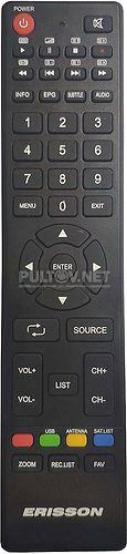 телевизор STV-LC40T800FL - Пульты ДУ! Интернет-магазин ПДУ! Все пульты дистанционного управления!