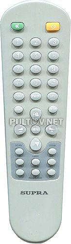 RC02-CH пульт для телевизора SUPRA CTV-21018S и других