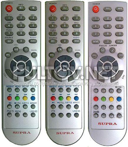 supra - Пульты ДУ! Интернет-магазин ПДУ! Большой выбор! Бесплатная ZA710