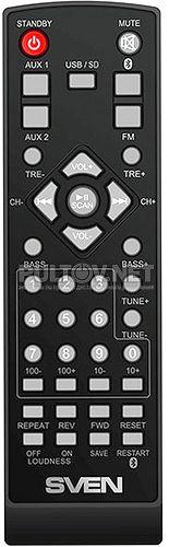 MC-20 пульт для акустики SVEN