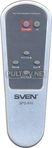 SPS-910 пульт для акустической системы Sven