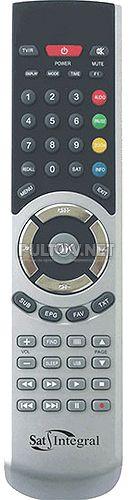 Sat-Integral T-9000 HD пульт для спутникового ресивера