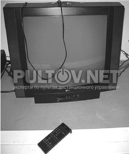 Seleco 28SS556 пульт для телевизора
