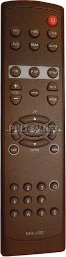 Smartec ERC-002 пульт для монитора Smartec STM-223