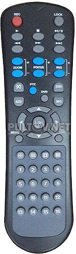 SpezVision HQ-9504M пульт для видеорегистратора