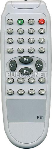 Start P81 пульт для телевизора Start 1436F и др.