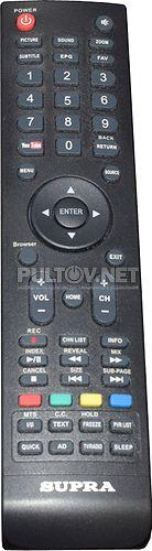 HOF16G903GPD12 YouTube пульт для телевизора Supra STV-LC55ST900UL и др.