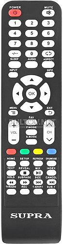 XK237B пульт для телевизора Supra STV-LC50ST1001F и др.