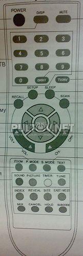 SUZUKI SC-2150SS пульт для телевизора