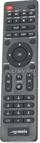 T24Q44HAL пульт для телевизора IRBIS