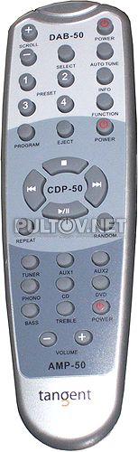 AMP-50 пульт для усилителя TANGENT