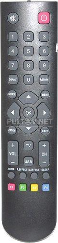 32D10 пульт для телевизора TCL