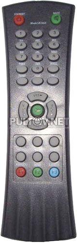 THOMSON R166E , Erisson R166E , Varta V-CRT211US пульт для телевизора