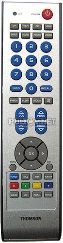 THOMSON T32C81 пульт для телевизора Thomson - Пульты ДУ! Интернет-магазин ПДУ! Все пульты дистанционного управления!
