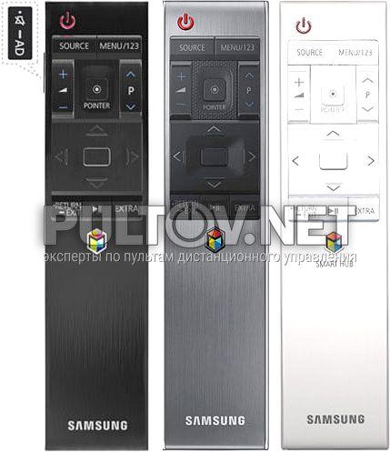 BN59-01220A, BN59-01220D, BN59-01220M, BN59-01221B (тип пульта TM1560A) оригинальный пульт SMART TOUCH для телевизора Samsung