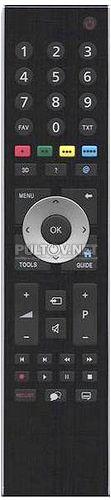 TP7, TP7187R оригинальный пульт для телевизора GRUNDIG 26VLE7200BR и других