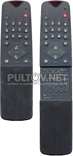RC-613311, Siesta TV55-353EE, Beko RC-613311 пульт для телевизоров BEKO, TVT и Siesta