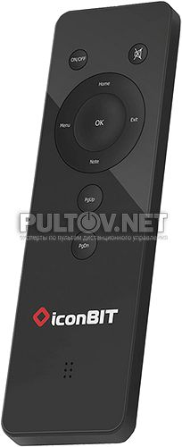 Nano SX пульт для медиаплеера IconBIT (вариант 2)