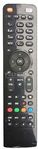 VIP-1003G (вариант 3!) пульт для приставки IPTV MOTOROLA