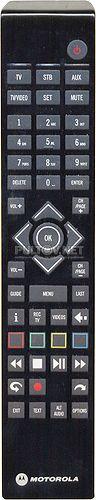 R2A пульт для приставки IPTV MOTOROLA VIP-1216