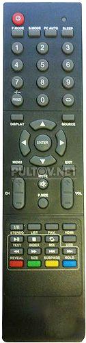 LT-32N06V, LT-19L03V, POLAR 94LTV6004 пульт для телевизоров VR и POLAR (указанных моделей и других)