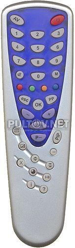 ПДУ-10, MB ПДУ-10, СПЕКТР ПДУ-10 пульт для телевизора