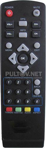 WS-28A пульт для цифровой приставки МТС EKT DCD3011