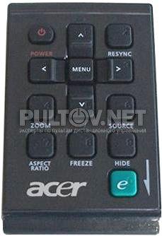 RC1, Acer A-13 пульт для проектора ACER X1260 и других