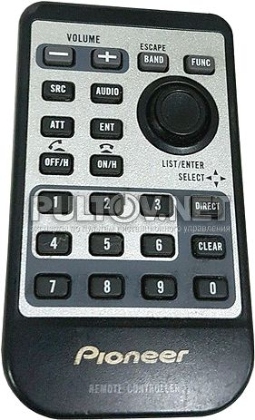 CXC5715 пульт для автомагнитолы Pioneer DEH-P75BT