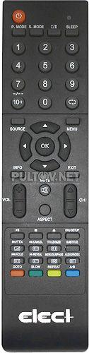 Elect LC32Q61 пульт для телевизора
