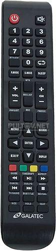 GALATEC LE-4028 пульт для телевизора